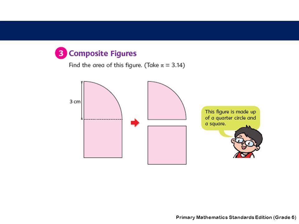 Primary Mathematics Standards Edition (Grade 6)