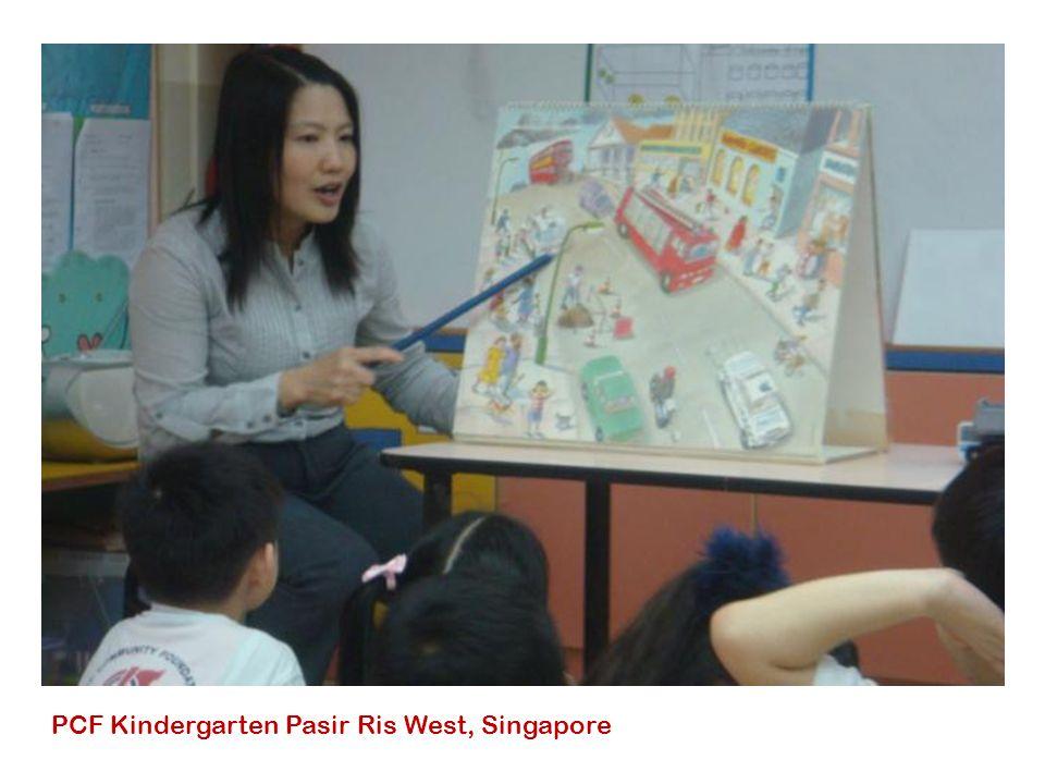 PCF Kindergarten Pasir Ris West, Singapore