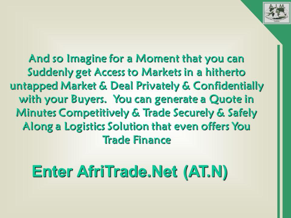 AfriTrade.Net & Rural Development