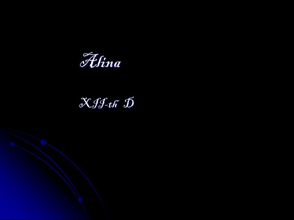 Alina Alina XII-th D XII-th D