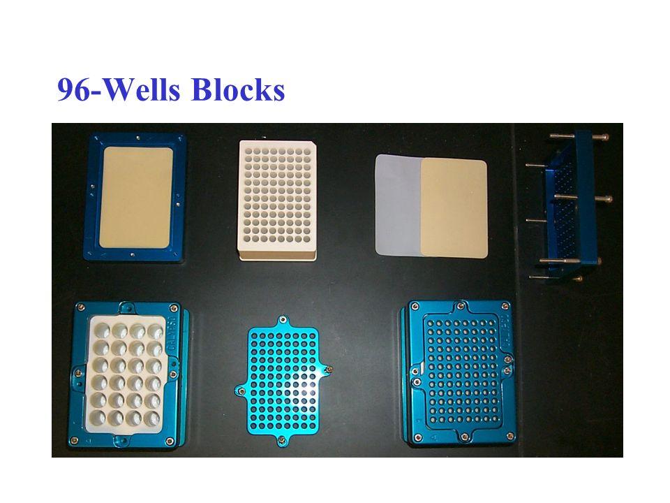 96-Wells Blocks