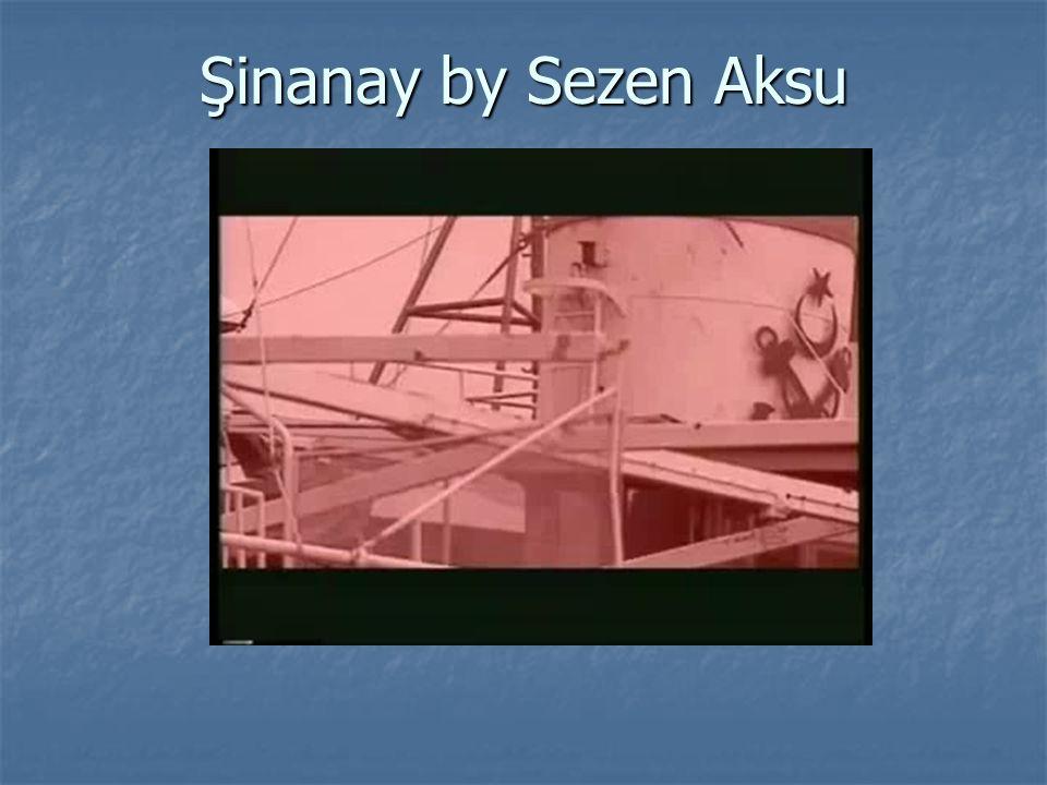 Şinanay by Sezen Aksu