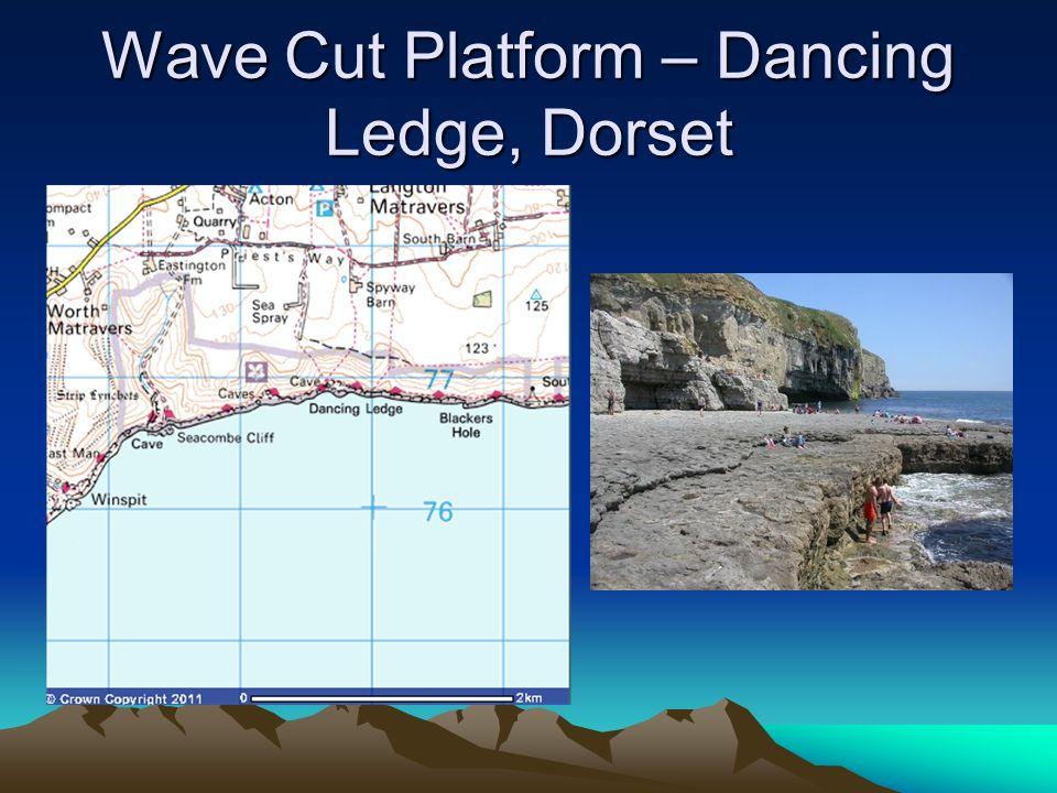 Wave Cut Platform – Dancing Ledge, Dorset