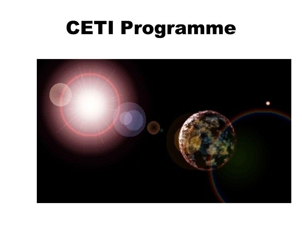 CETI Programme