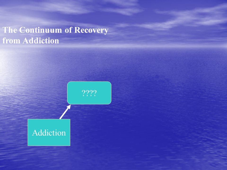 The Continuum of Recovery from Addiction Survival Addiction