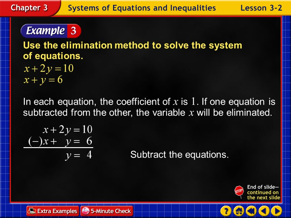 Example 2-2b Answer: B