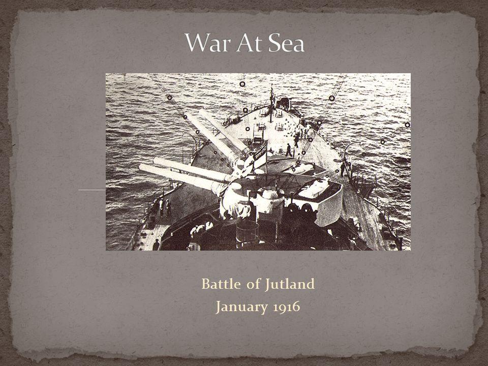 Battle of Jutland January 1916