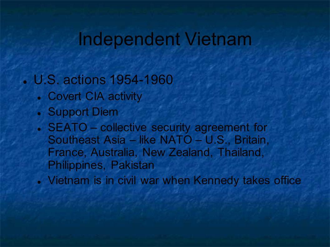 Independent Vietnam U.S.