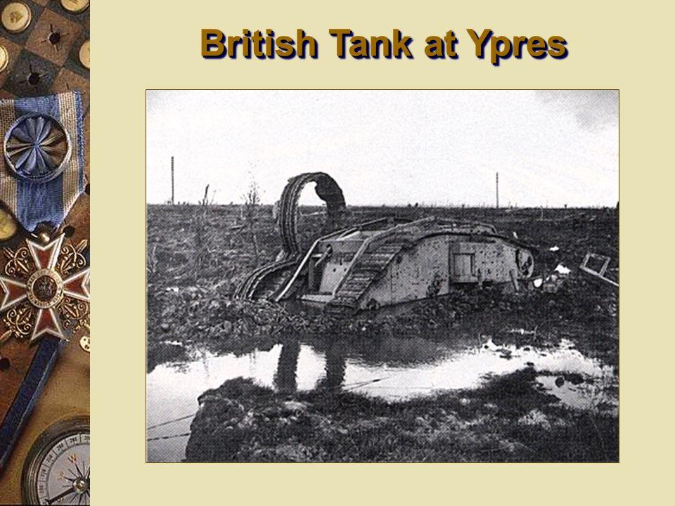 French Renault Tank