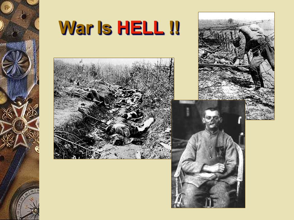 Trench Warfare No Mans Land