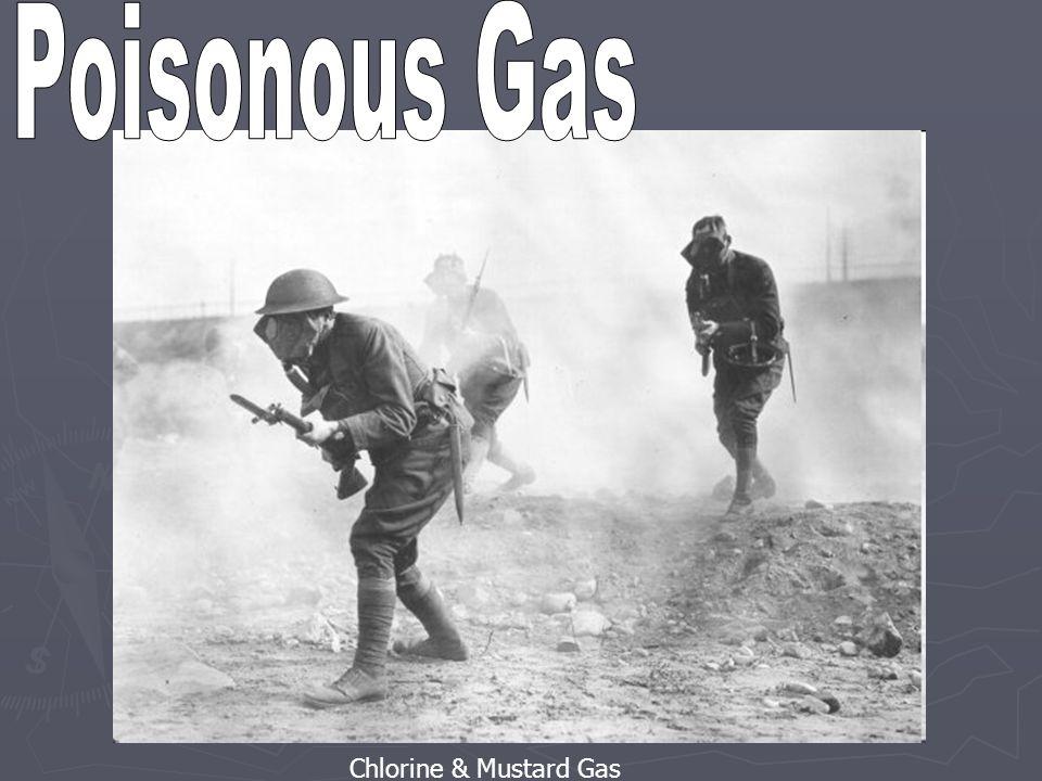 Chlorine & Mustard Gas