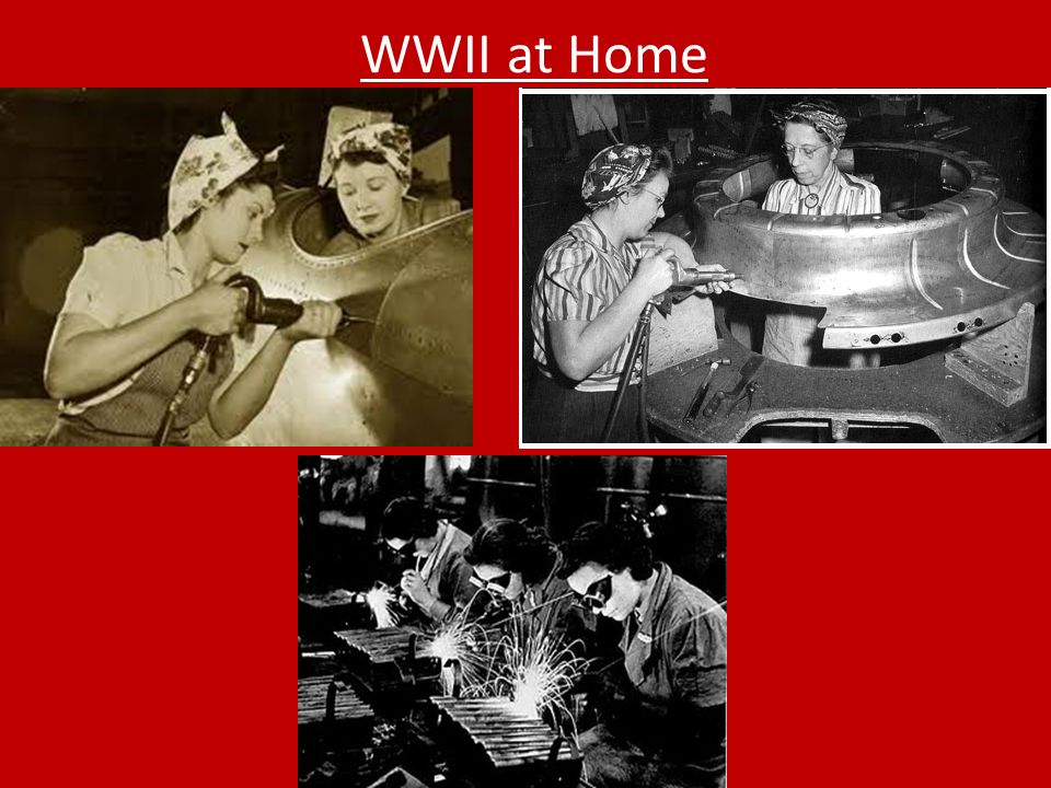 WWII at Home
