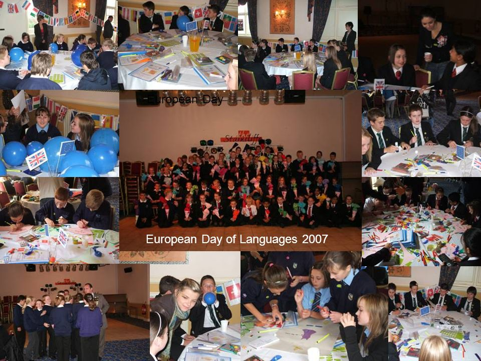 European Day of Languages 2007 European Day