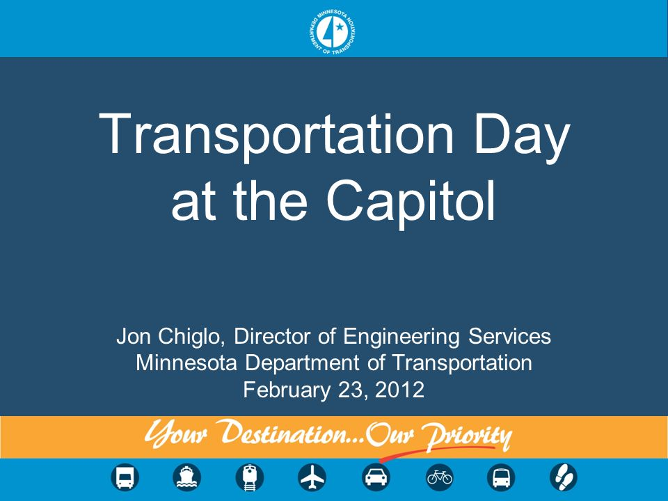 8 out of 10 Minnesotans Satisfied with MnDOT Services