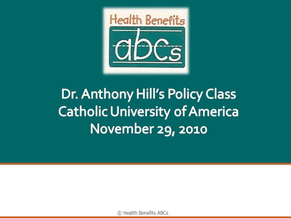 © Health Benefits ABCs