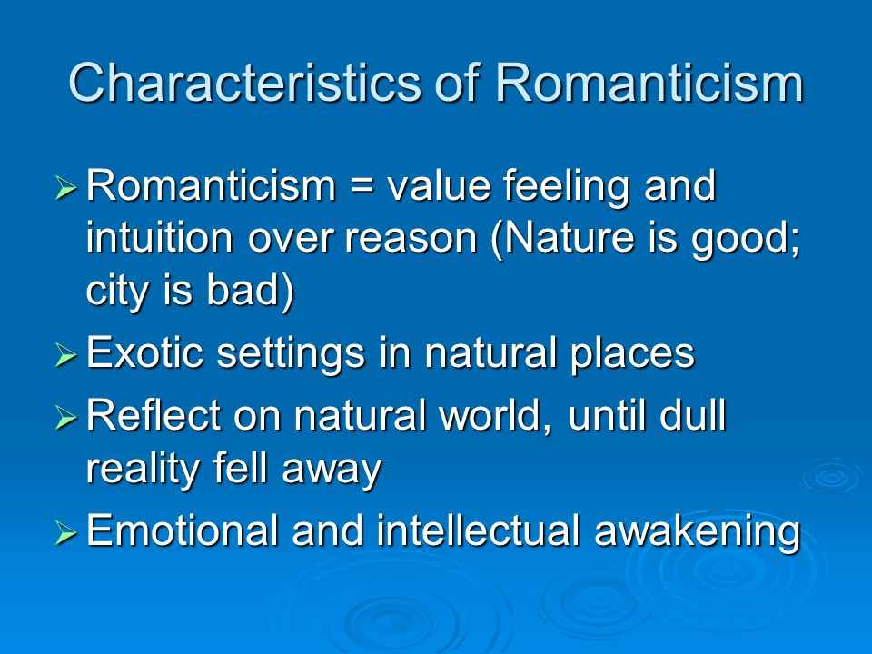 Writing What are the ways in which The Arsenal at Springfield embody the characteristics of Romanticism.
