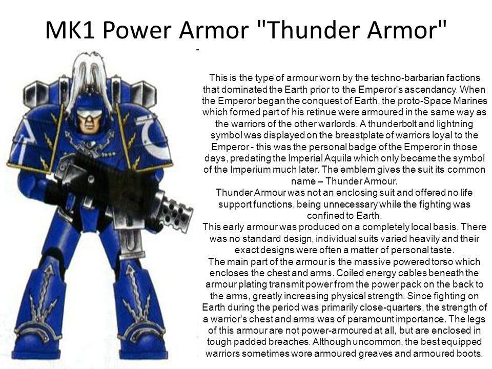 MK1 Power Armor