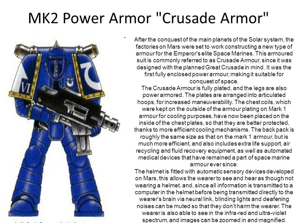 MK2 Power Armor