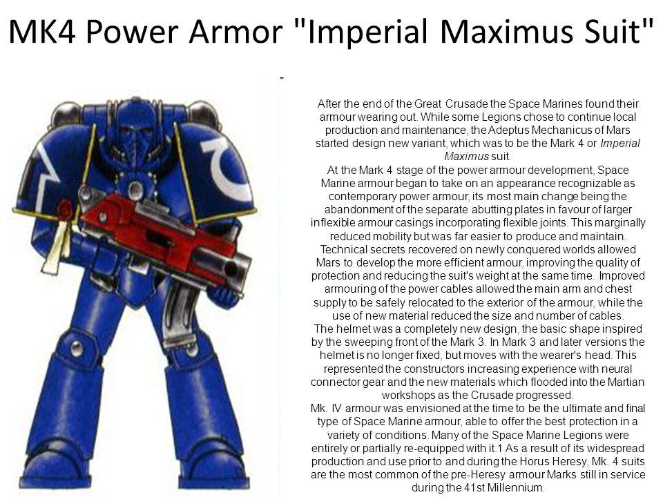 MK4 Power Armor