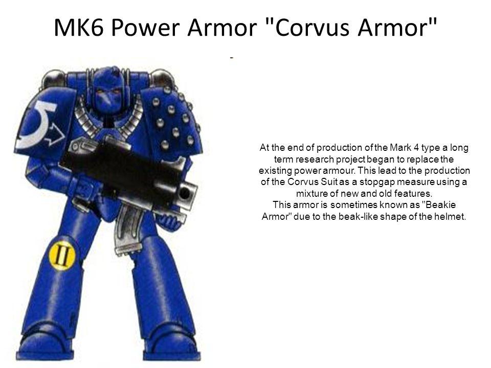 MK6 Power Armor