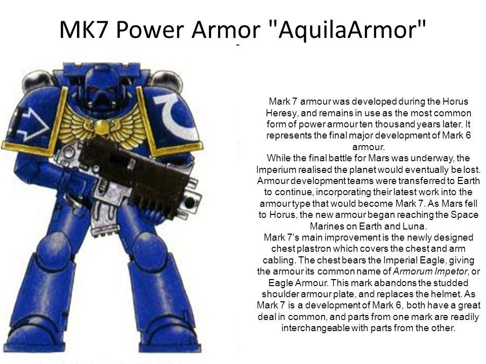 MK7 Power Armor