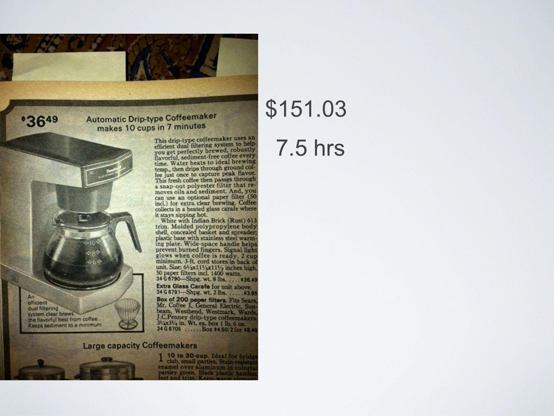 $151.03 7.5 hrs