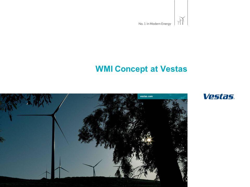 vestas.com WMI Concept at Vestas