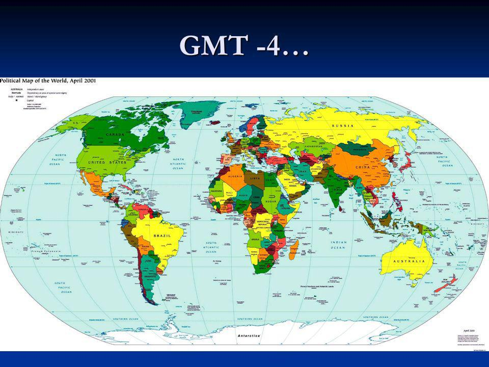GMT -4…