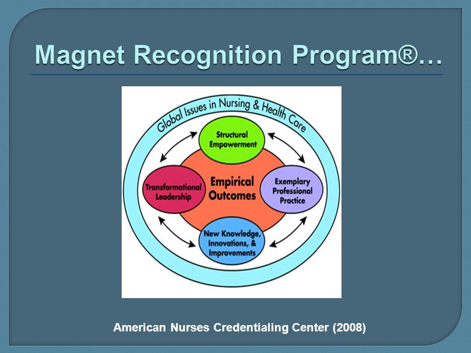 American Nurses Credentialing Center (2008)