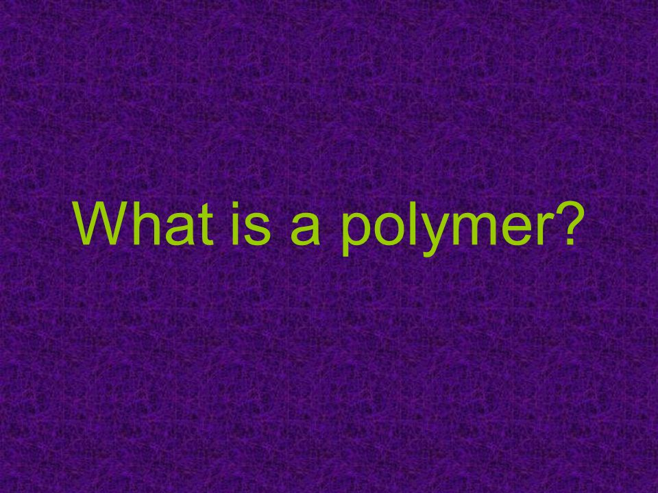 What do enzymes do?