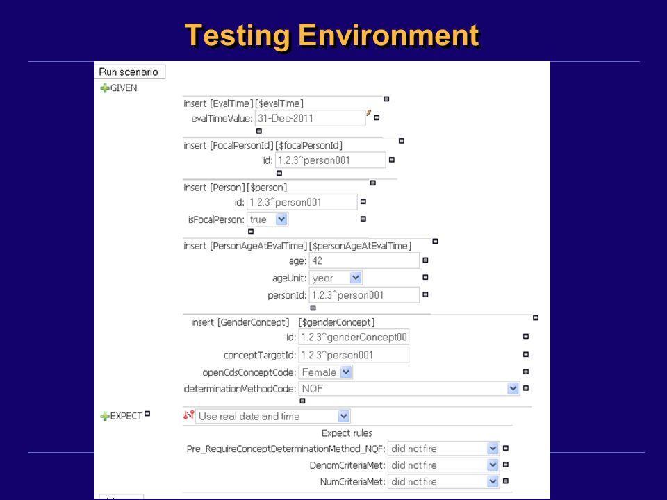 ©2011, Kensaku Kawamoto Testing Environment