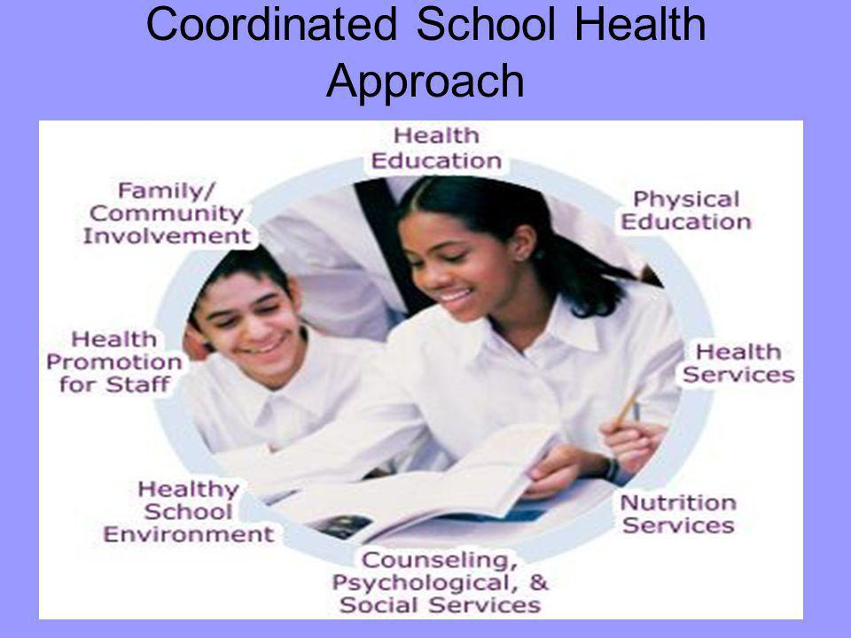 Coordinated School Health Approach