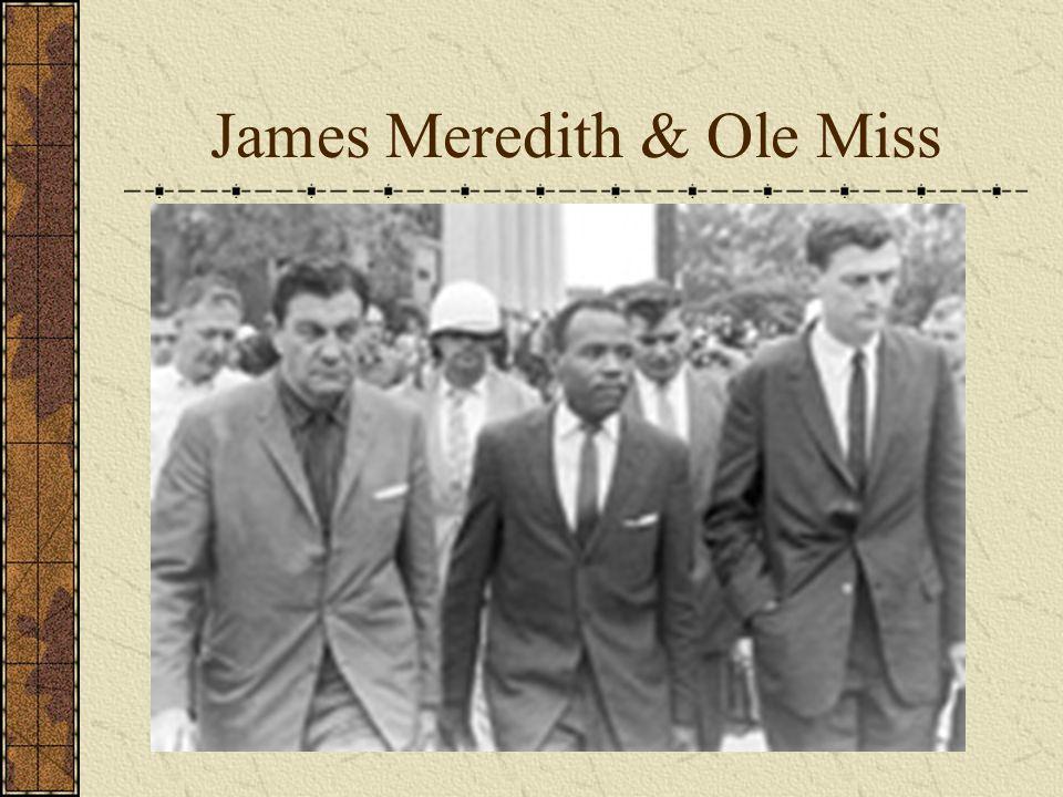 James Meredith & Ole Miss
