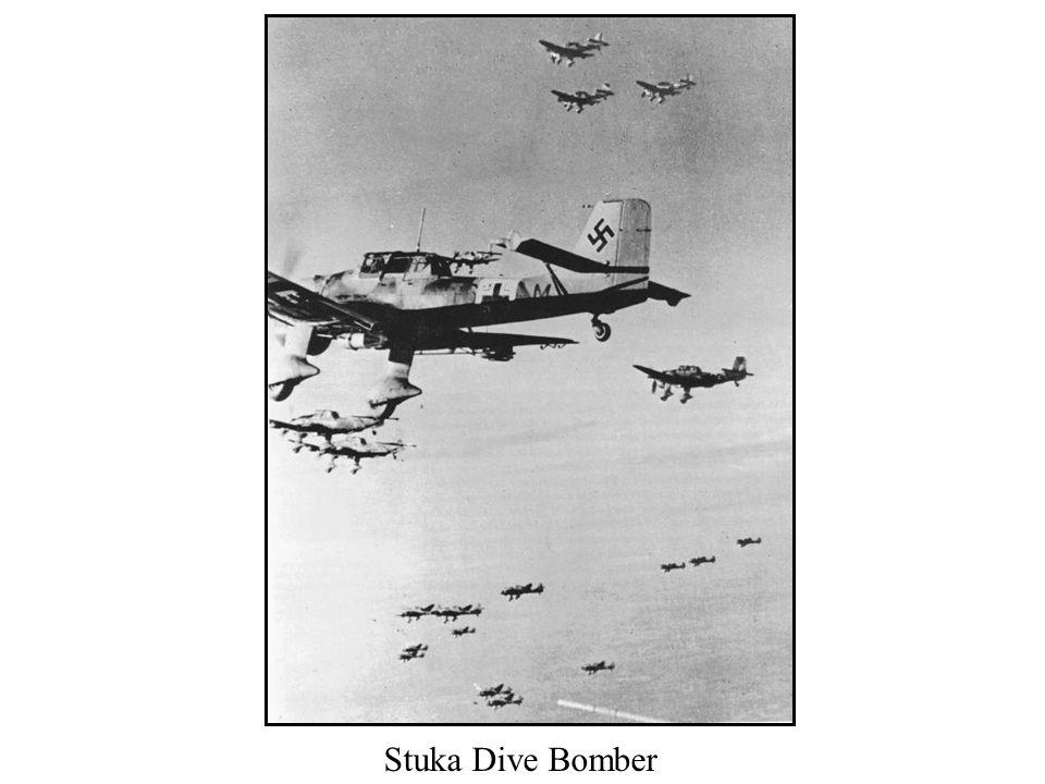 Stuka Dive Bomber