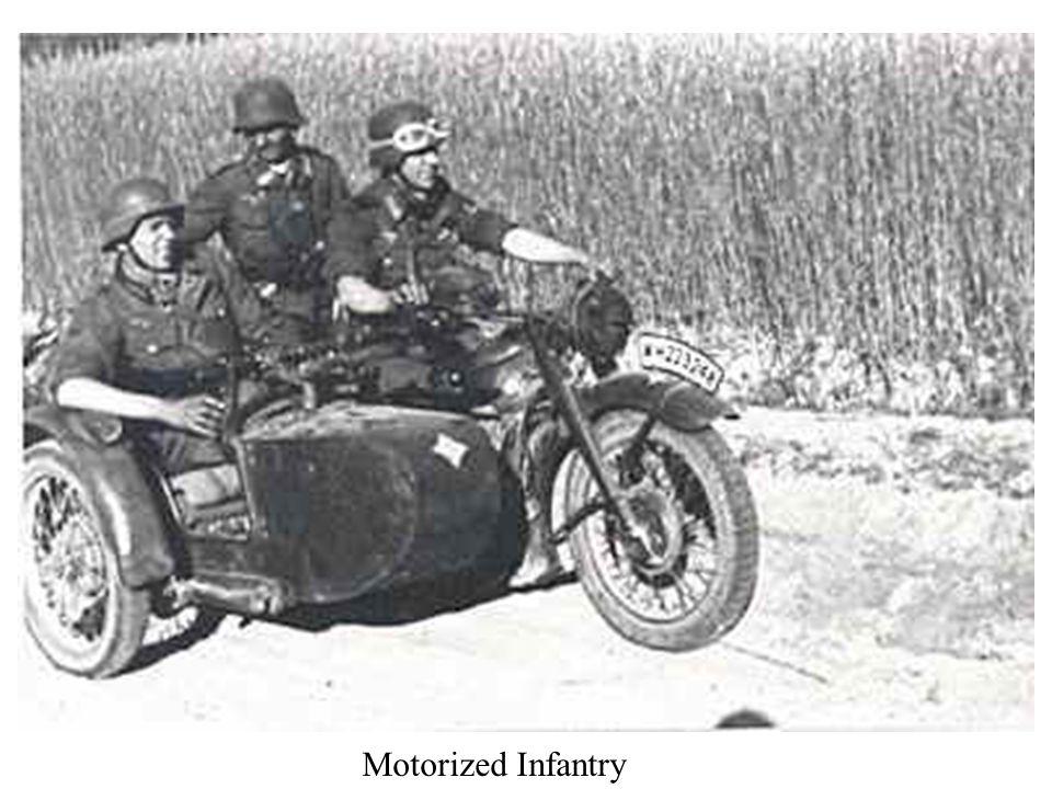 Motorized Infantry