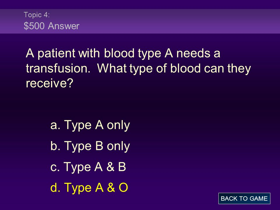 Topic 5: $100 Question The most abundant plasma protein found in the blood is ___________.