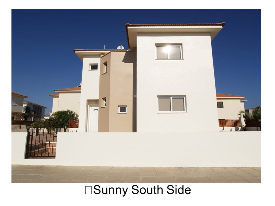 Sunny South Side