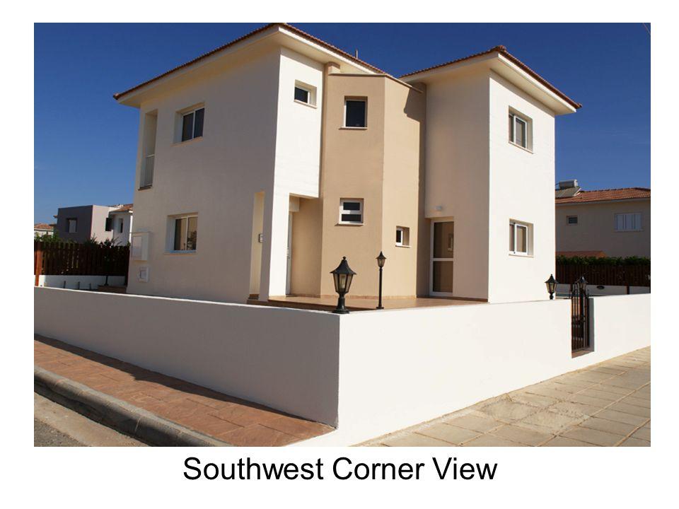 Southwest Corner View