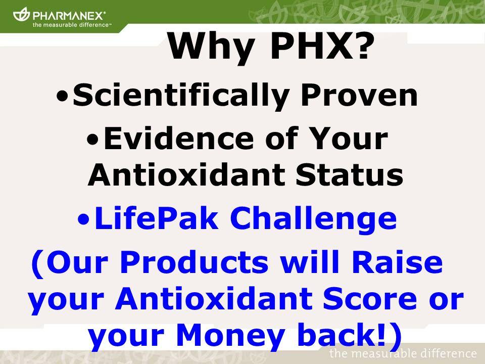 Why PHX.