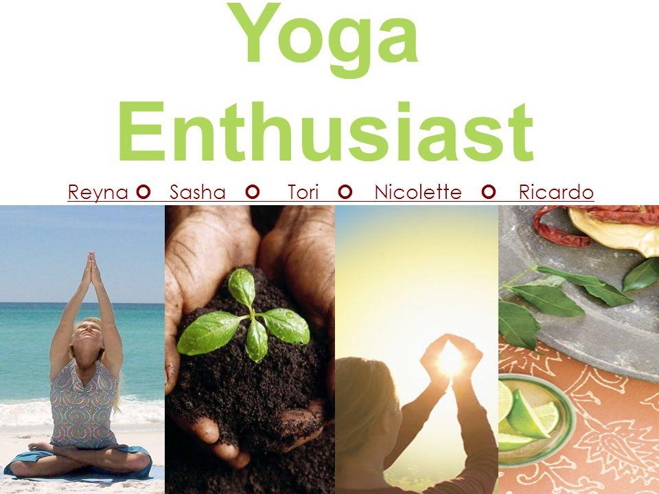 Yoga Enthusiast Reyna Sasha Tori Nicolette Ricardo