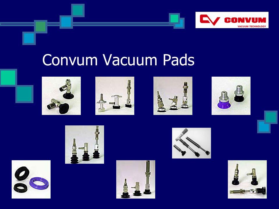 Convum Vacuum Pads