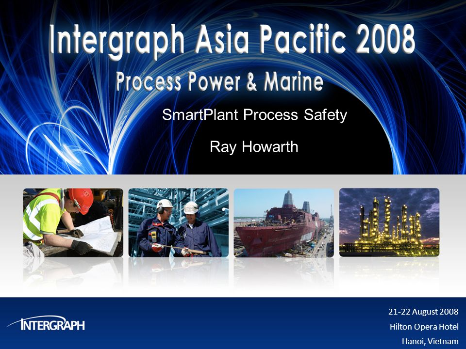 Process, Power & Marine January 21, 2014– 2 – Operating the Plant Integrate ALL Information...