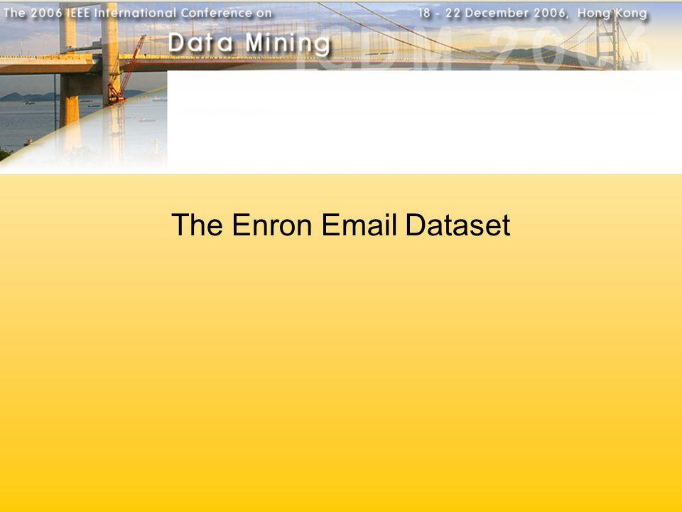 The Enron Email Dataset
