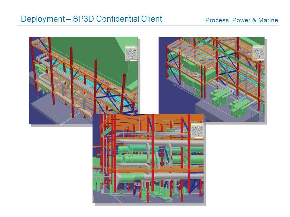 Deployment – SP3D Confidential Client Process, Power & Marine