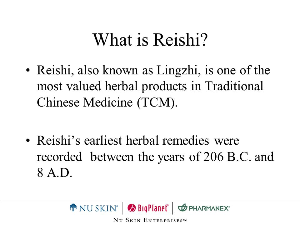 What is Reishi? Reishi, also known as Lingzhi, is one of the most valued herbal products in Traditional Chinese Medicine (TCM). Reishis earliest herba