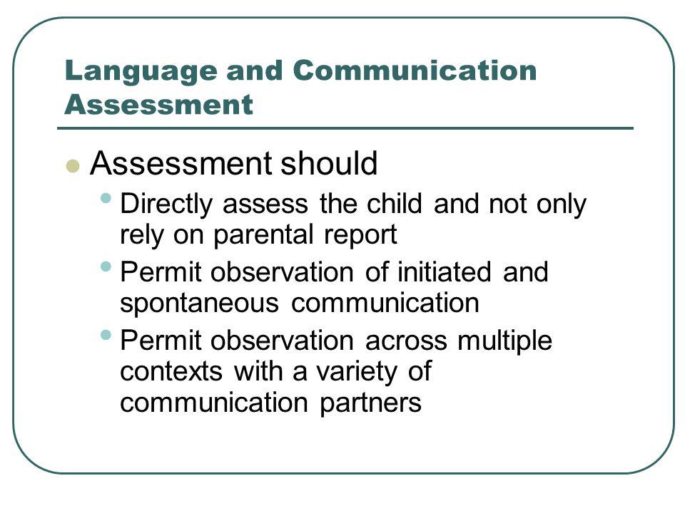 Parent and Teacher Interviews A gold mine of information…