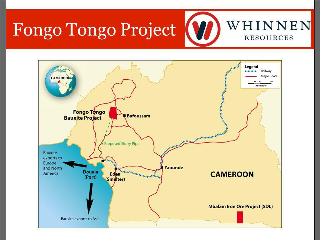 Fongo Tongo Project
