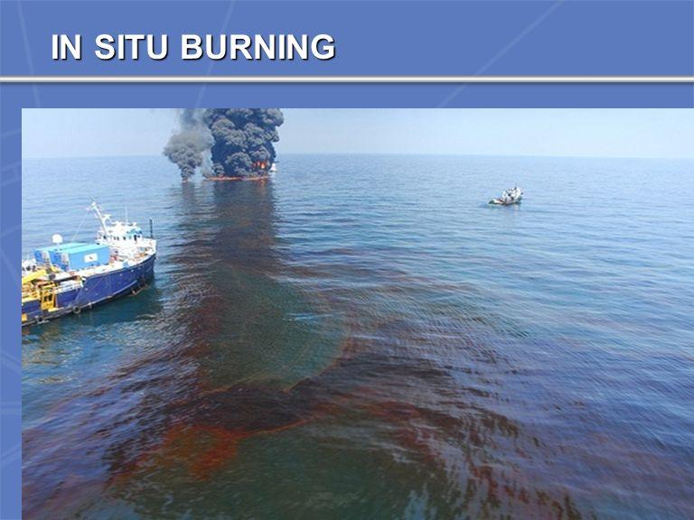 IN-SITU BURNING
