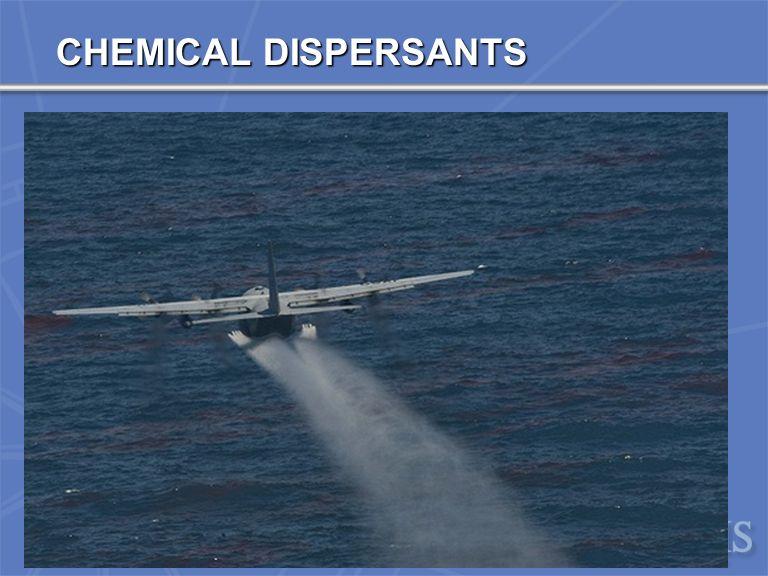 CHEMICAL DISPERSANTS