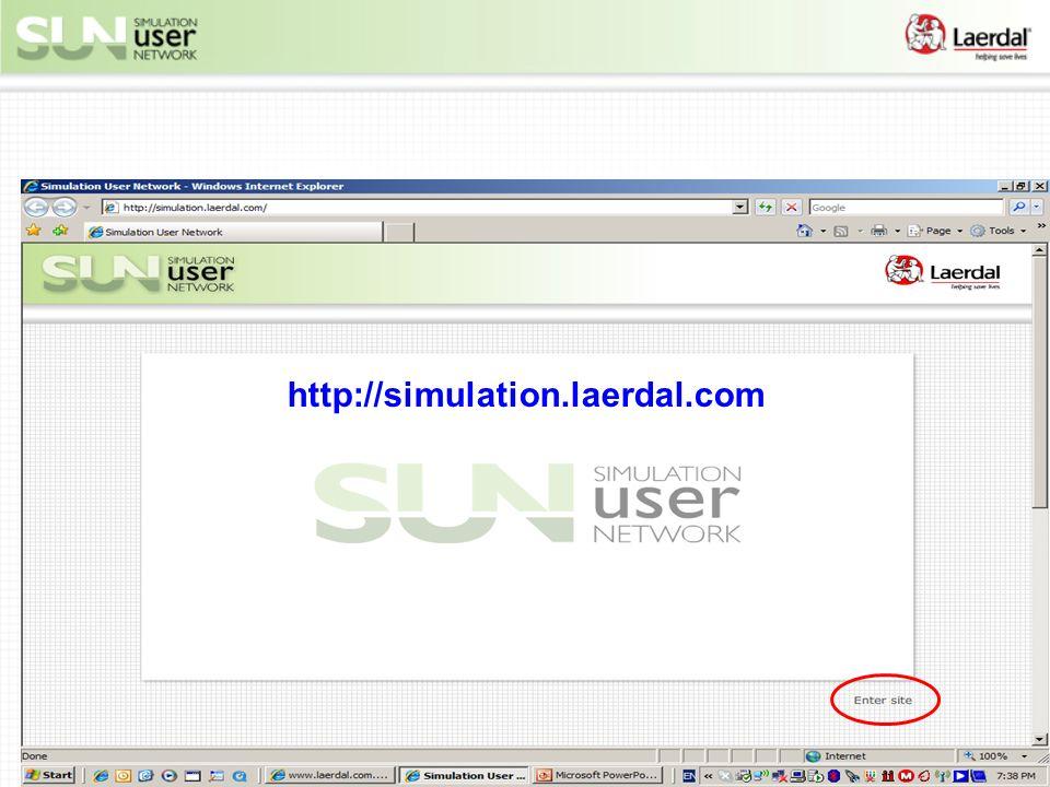 http://simulation.laerdal.com
